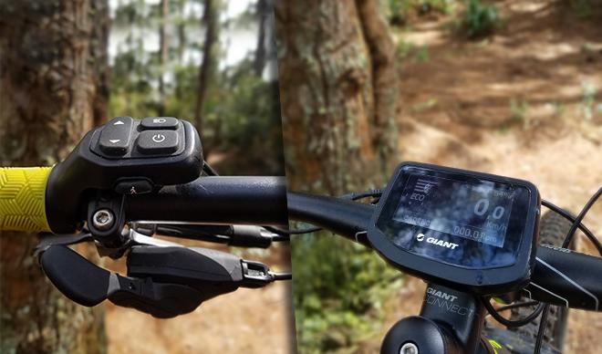 comandos bicicletas electricas giant