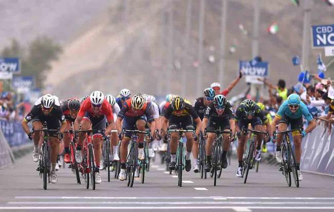 Saca tu potencial en el Sprint. Imagen: bicycling