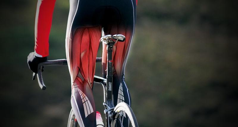 calambres en el ciclismo