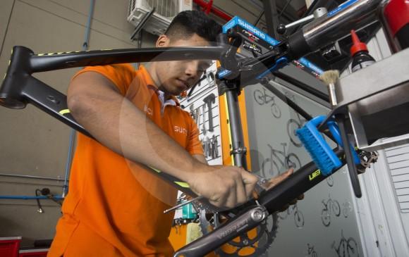 Loso usuarios podrán aprovechar los servicios de aprovechar los servicios de reparación, diagnostico y mantenimiento. Imagen: ElColombiano