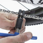Longitud de la cadena de bicicleta. Imagen: mountanbike