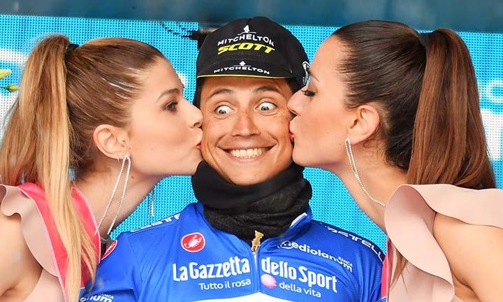 Esteban Chaves peleará el Giro