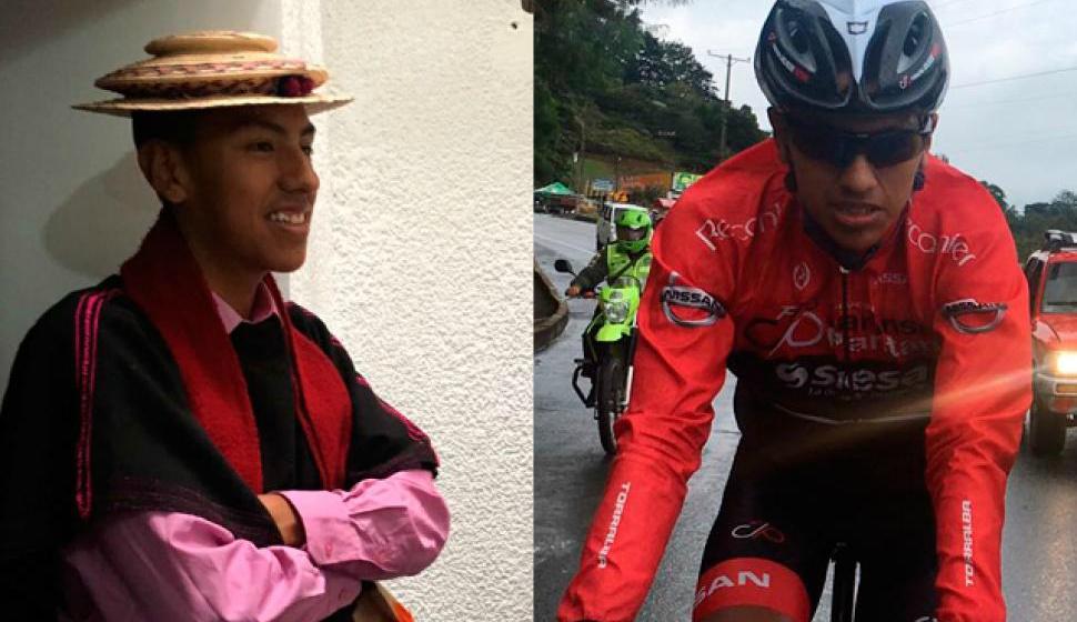 Jimmy Morales, el ciclista que sueña con ganar el Tour