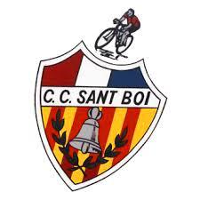 El logotipo oficial del equipo español al cual está adscrito el colombiano.
