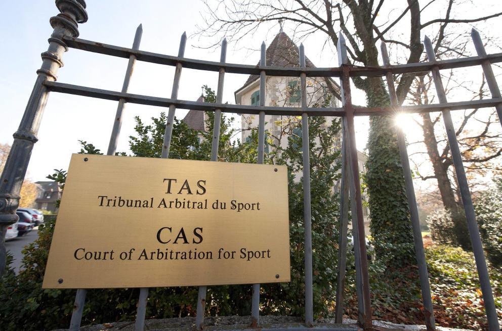 Tribunal de Arbitraje Deportivo (TAS)