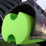Nuevo sistema antipinchazos de Vittoria. Imagen: solobici