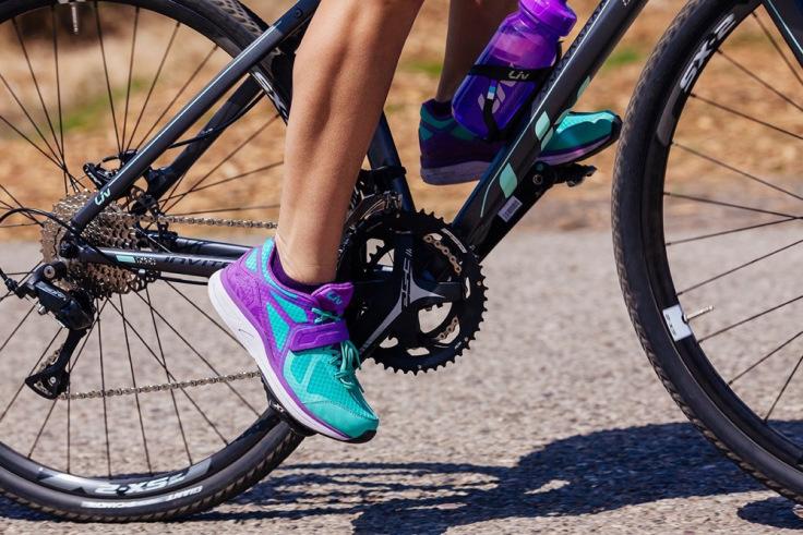 Cadencia de pedaleo en el ciclismo