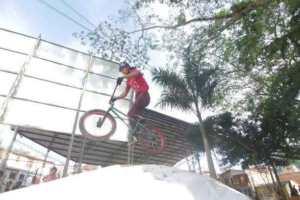 Rider colombiano