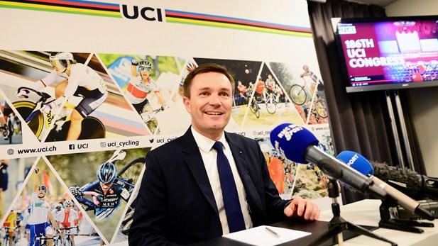 Nuevo Mundial de ciclismo