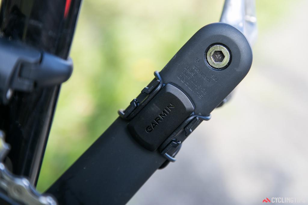 Sensor de cadencia para medir las RPM