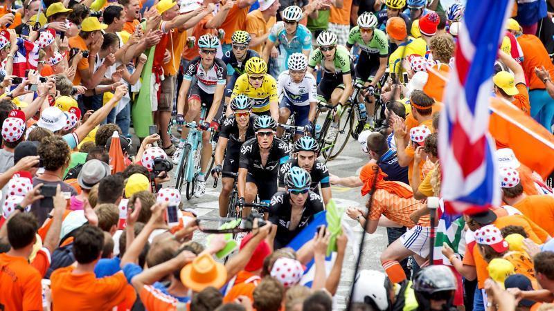 La UCI tiene pensado organizar un mundial de ciclismo