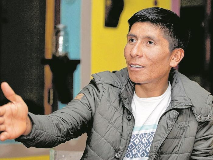 Nairo Quintana el nuevo empresario