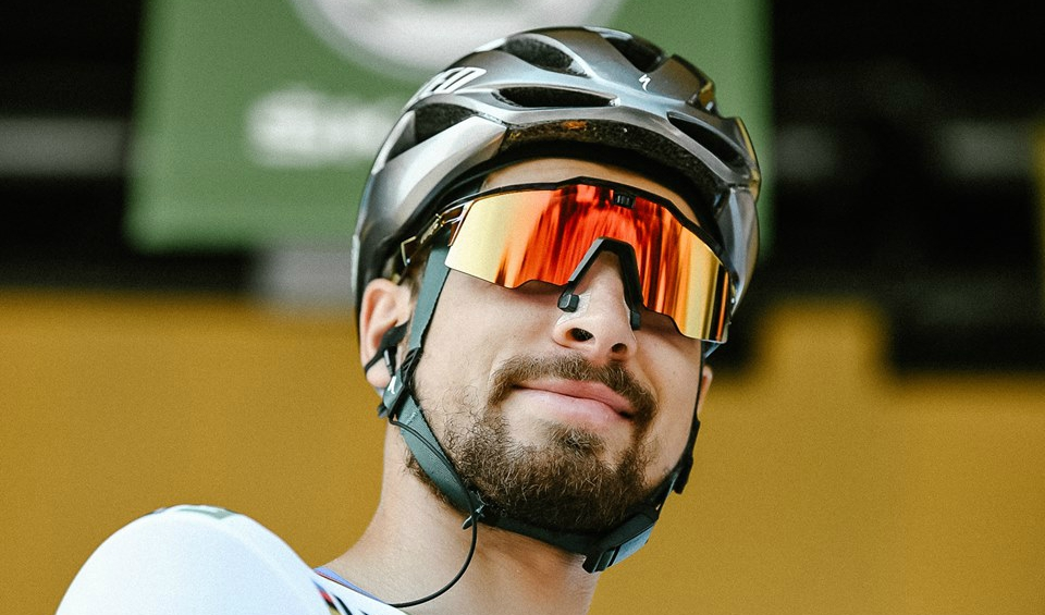 Peter Sagan en el Tour de France