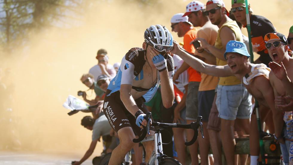 Seguridad en el Tour de France
