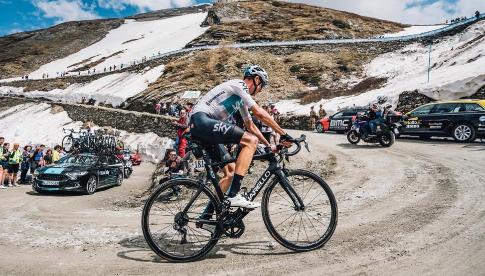 Cuánto peso pierde un ciclista en el Tour