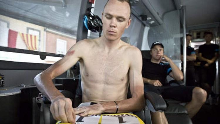 ¿Cuánto peso pierden los ciclistas en el Tour de France?