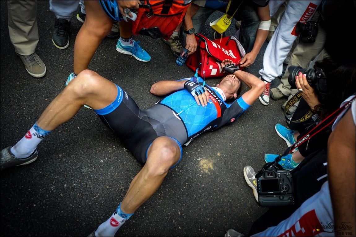 ¿Cuánto tiempo debes descansar por cada hora de entrenamiento en bici?