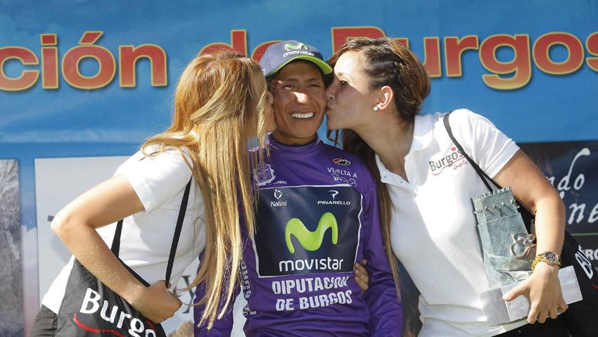 Sosa ganó la vuelta Burgos