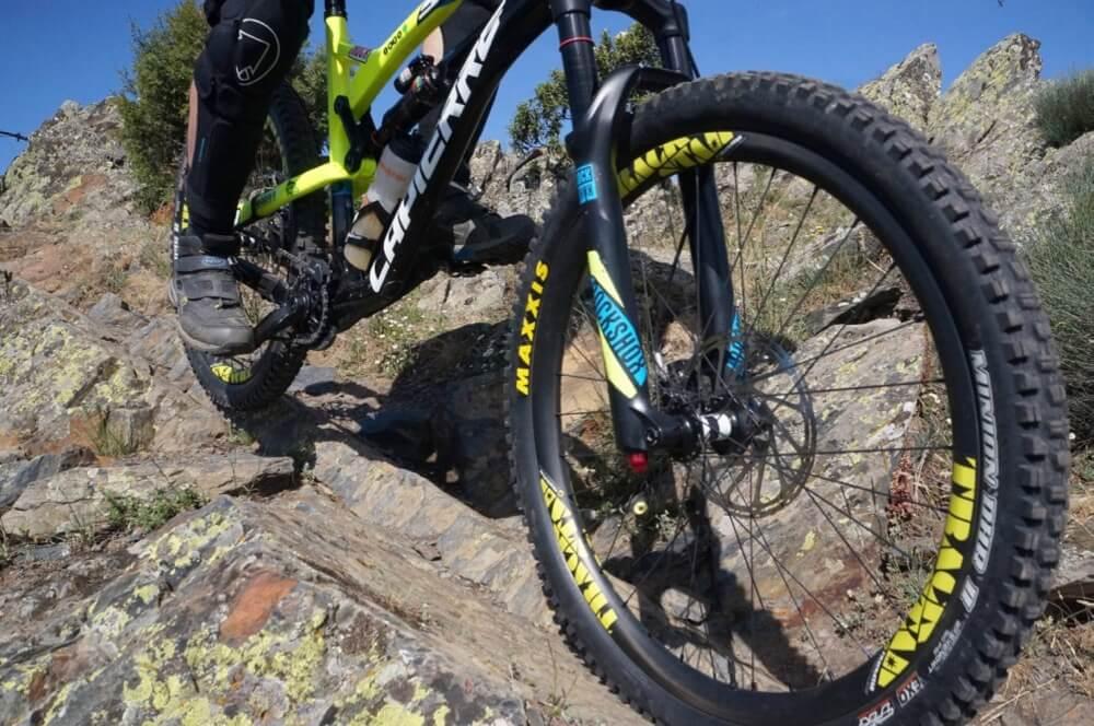 Llantas de bicicleta de montaña