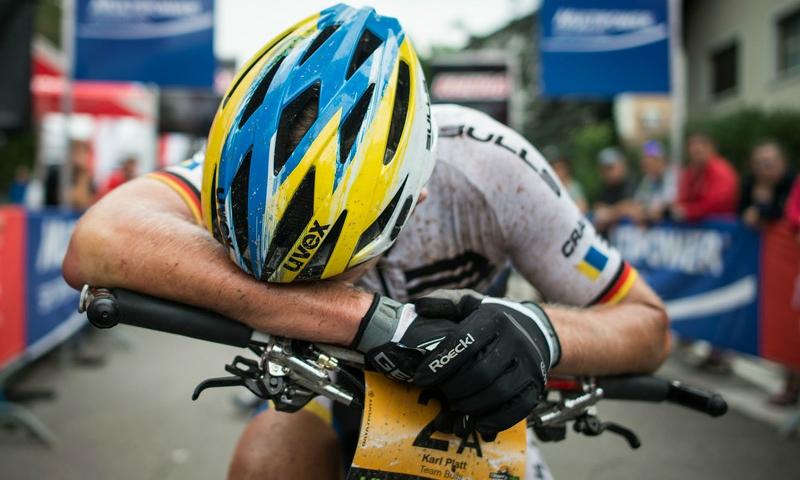Diferencias entre el cansancio y el sobre-entrenamiento en el ciclismo