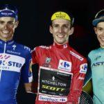 Etapa final de la Vuelta a España
