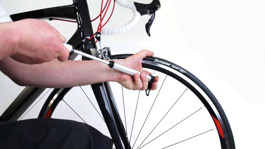 Cinco consejos para hinchar las ruedas de tu bicicleta