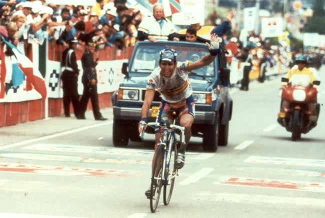 El español que fue campeón en Colombia en 1995
