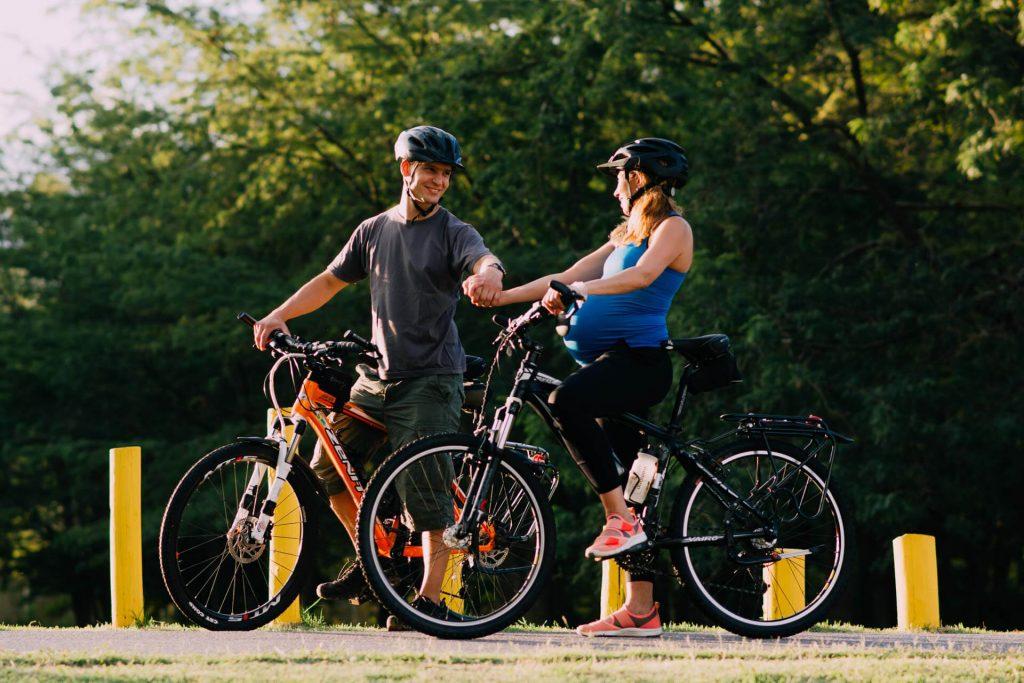 Rutinas de entreno en la bicicleta