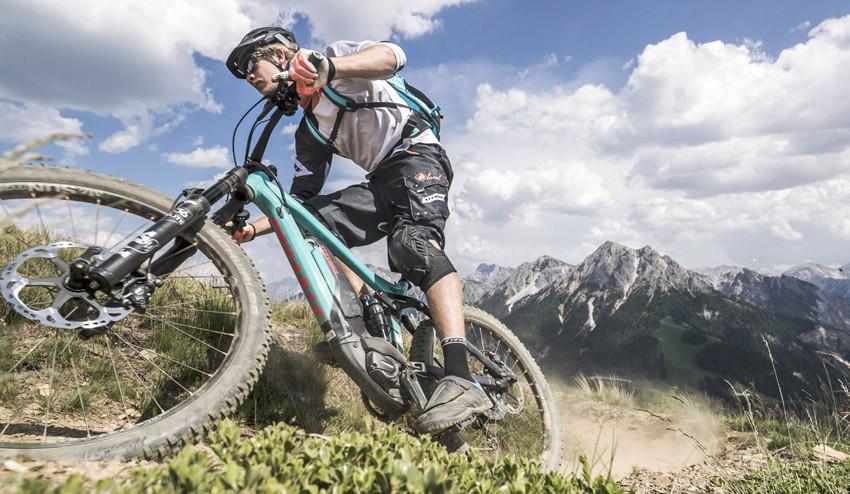 Bicicletas de montaña eléctricas en el marco del Campeonato Mundial de Mountain Bike de 2019