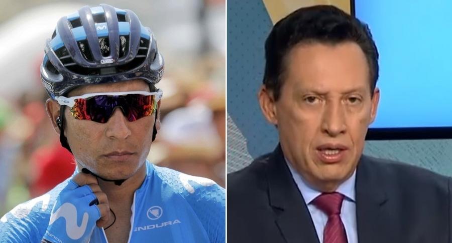 Rentería critica fuertemente a Nairo Quintana