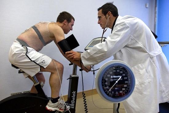 Trabaja tus entrenamientos en funciòn de tu peso