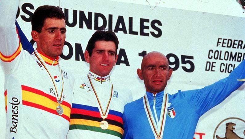primera gran competencia del ciclismo mundial en Colombia