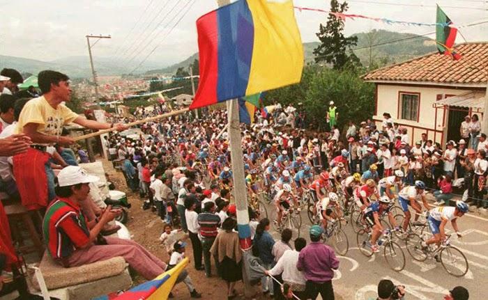 Mundial de ciclismo de ruta de Colombia