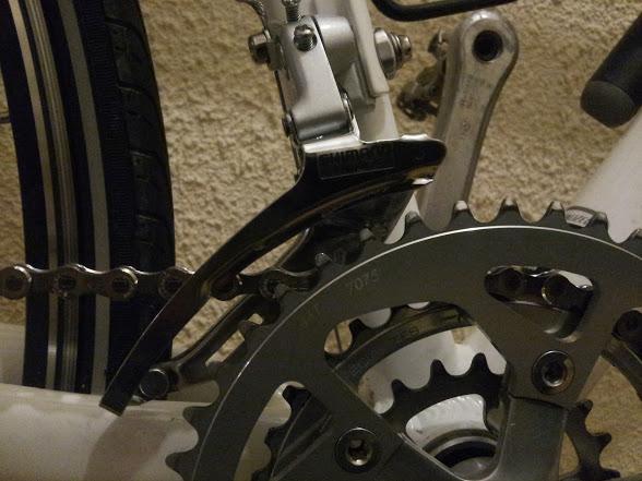 Ruidos que produce el desviador delantero