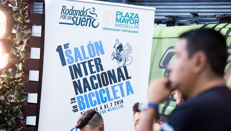 Entre el jueves 4 y el domingo 7 de octubre se dará apertura al Primer Salón Internacional de la Bicicleta (SIBM-2018)