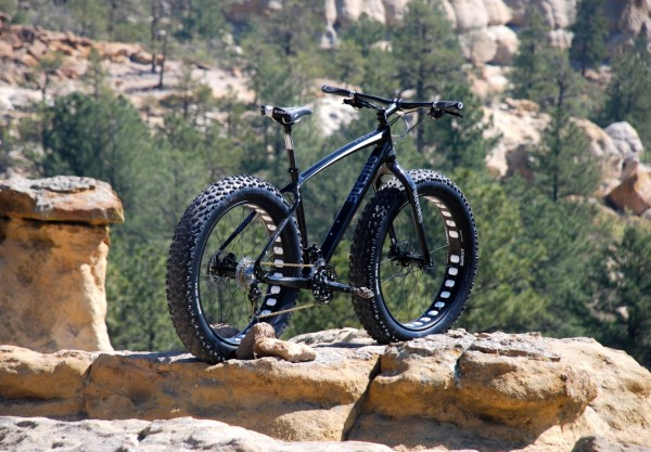 Las Fat Bike, ideales para recorrer la nieve