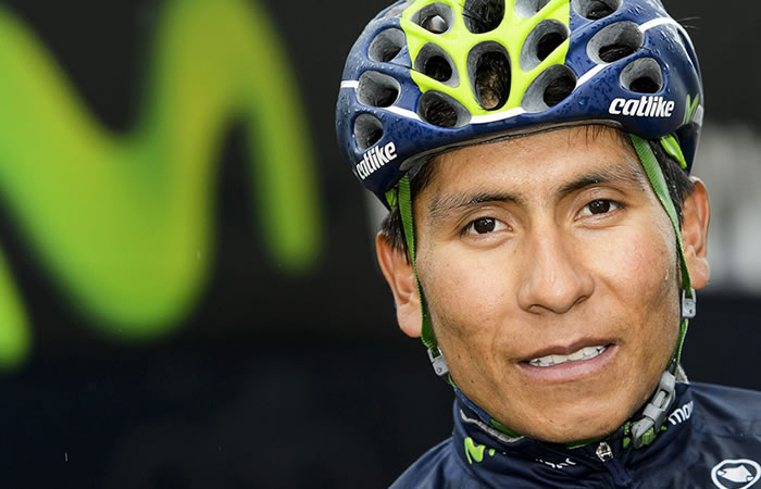 El ciclista boyacense es el mejor de los nacionales