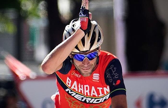El pedalista italiano tiene en sus bolsillos varios millones de euros