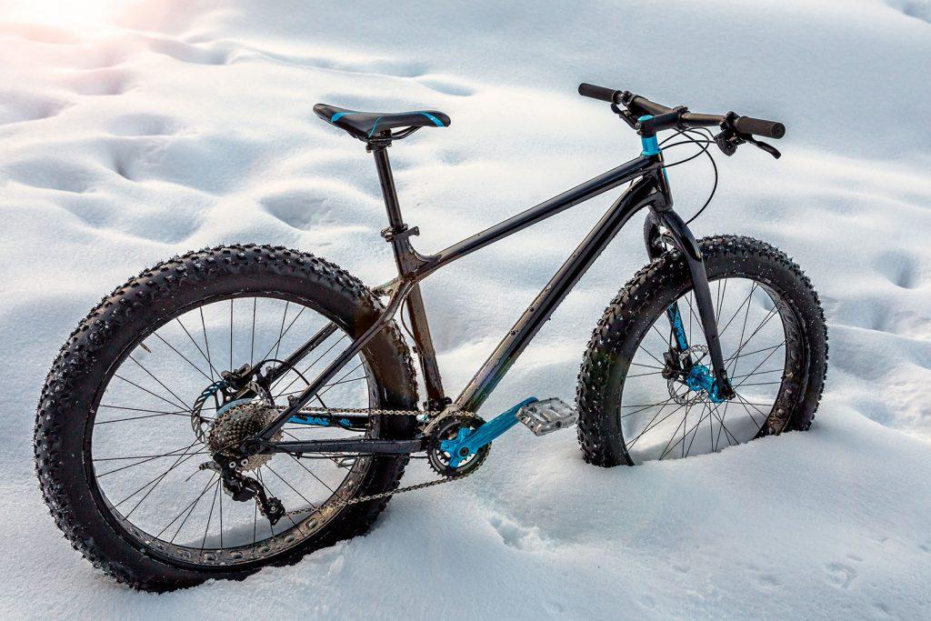 Las seis ventajas de montar sobre una Fat Bikes