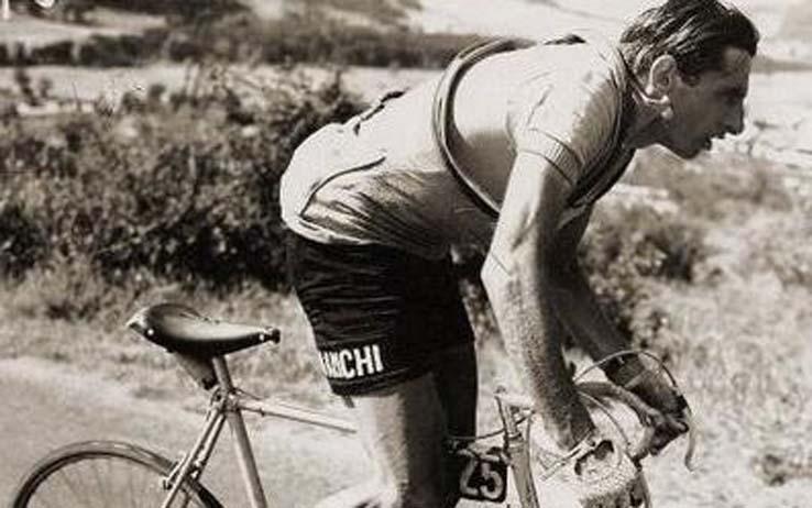 El Coppi italiano construyó la leyenda del ciclismo en la década de 1940