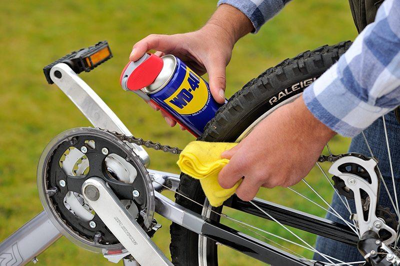 Guarda tu bici sin que se dañen los componentes