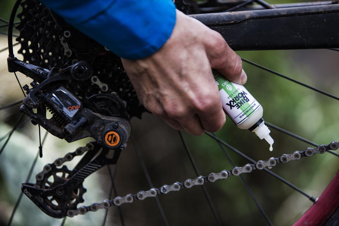Aparca tu bici sin el temor de sufrir daños