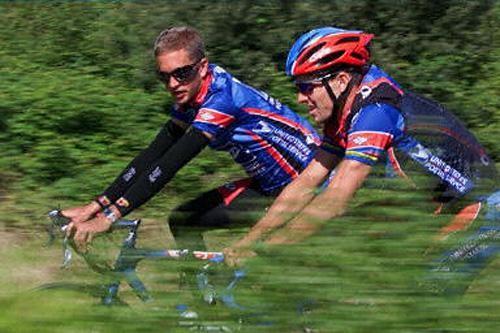 Armstrong y su ex compañero de equipo