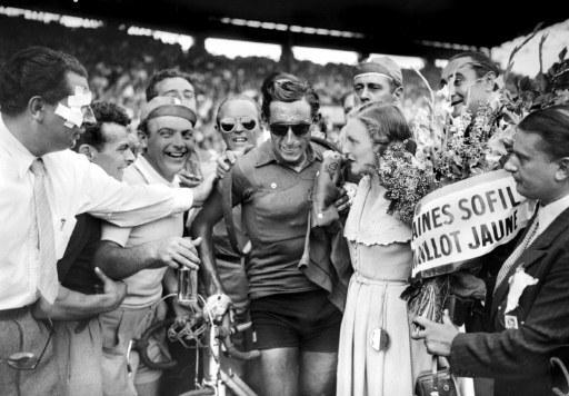 """""""Il Campionissimo"""" , así le decían a Coppi en el pelotón"""