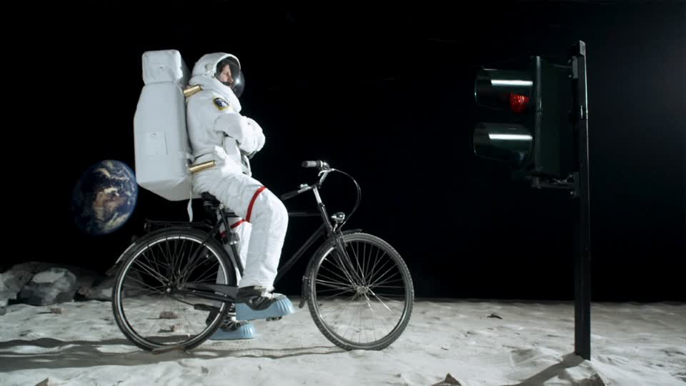 Tour de France en la Luna