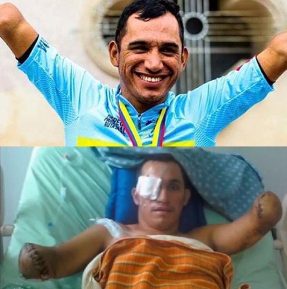 Juan José Florián, el soldado victima de un atentado
