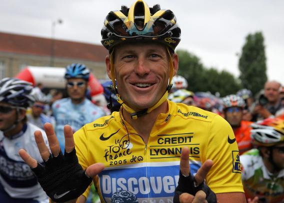 Dopaje sistemático de Lance Armstrong
