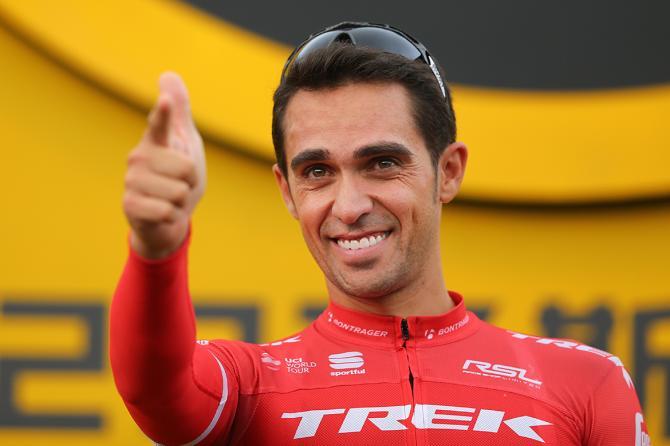 Contador ya tiene candidato para el Tour de 2019