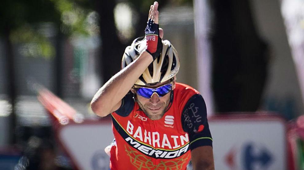 Nibali también estará corriendo en Colombia
