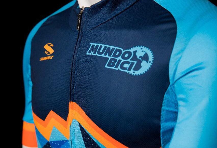 El espectacular diseño del nuevo uniforme de MundoBici